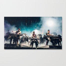 The Glitch Mob Canvas Print