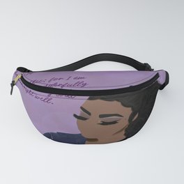 Created Fanny Pack