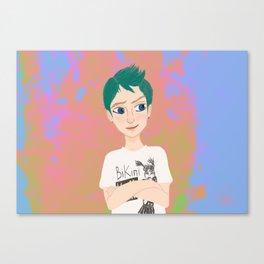 Gillian Canvas Print