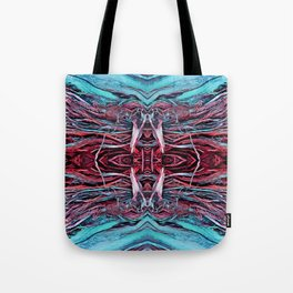 Groggy Log 3 Tote Bag