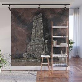 Shipka tower Bulgaria Wall Mural