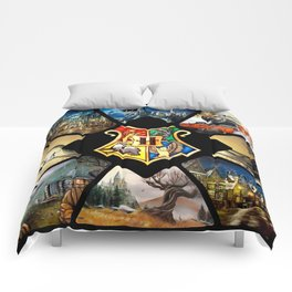 Magical Places Comforters