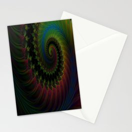 Twist Of Fate Stationery Cards