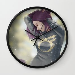 """Suri"" Wall Clock"