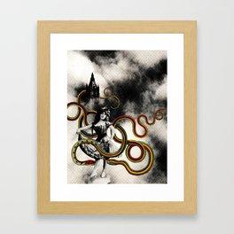 Doublethink Framed Art Print