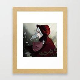 Farewell Good Hunter - Bloodborne The Doll Framed Art Print