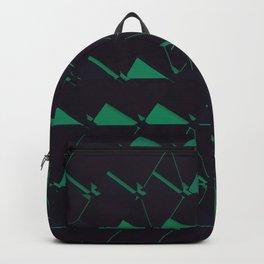 3D Futuristic GEO BG II Backpack