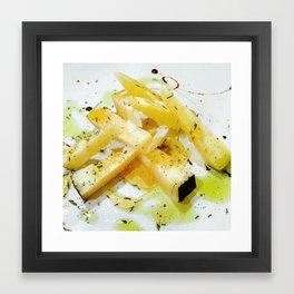 Pecorino Framed Art Print