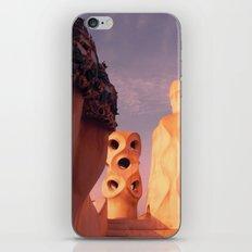 Bacelona iPhone & iPod Skin