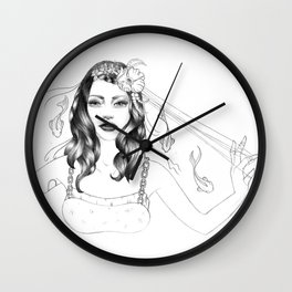 Ondina Wall Clock