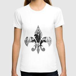Jackson Squared - fleur de lis T-shirt