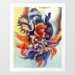 Treasure Art Print