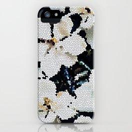 Magnolia Midnight iPhone Case