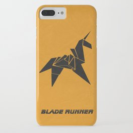 Blade Runner 01 iPhone Case