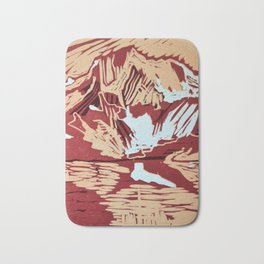 Snowmass Bath Mat