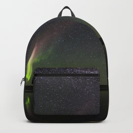 Milky Way and Steve Backpack