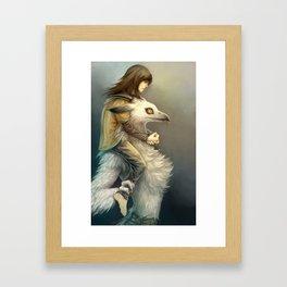 Cohorts Framed Art Print