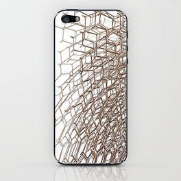 Wireframe  iPhone Skin