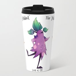Dancing Yabbuts Travel Mug