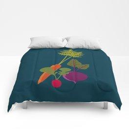 Vegetable Medley Comforters