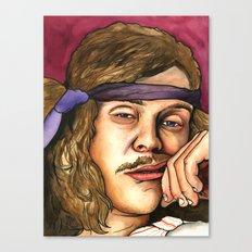 BLAKE HUNGOVER Canvas Print