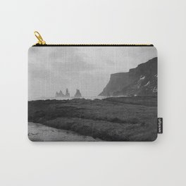 Icelandic Coast Carry-All Pouch