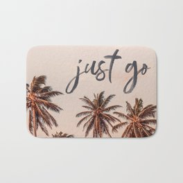 Just Go Bath Mat