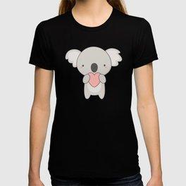 Kawaii Cute Koala Bear T-shirt