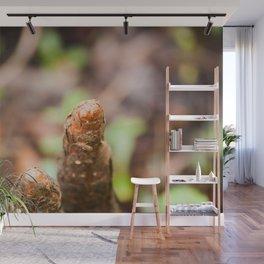 Cypress Knee Wall Mural
