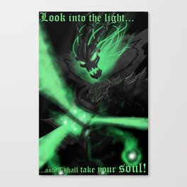 Thresh looking for souls Canvas Print