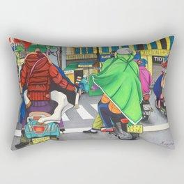 VIETNAMESE GANGSTA Rectangular Pillow
