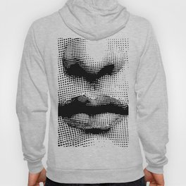 Lina Cavalieri - nose and mouth Hoody