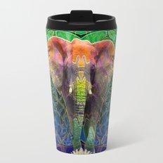 Wandering Elephant Travel Mug