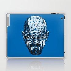 Heisenberg Quotes Laptop & iPad Skin