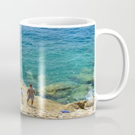 Seaside Pals Coffee Mug