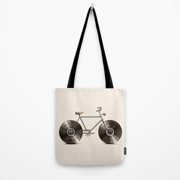 Velophone Tote Bag