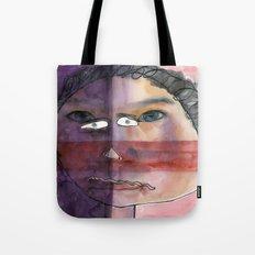I feel shy Tote Bag