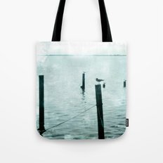 Four Seagulls Tote Bag