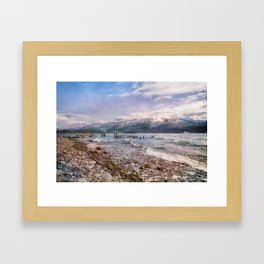 Eternal Longings Framed Art Print