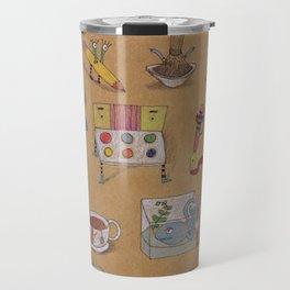 Artist's BFFs Travel Mug
