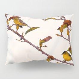 Two Little Birds Pillow Sham