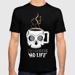 No Coffee No Life T-shirt