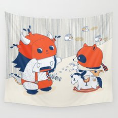 Fumira Monsta Wall Tapestry
