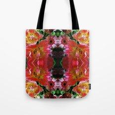 Flower Arrangements Tote Bag