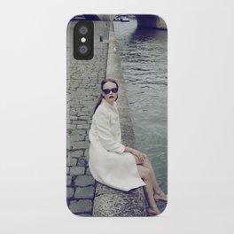 Paris Vintage 1 iPhone Case