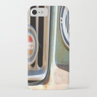 jeep iPhone & iPod Cases featuring Jeep by AnniarchyDesigns