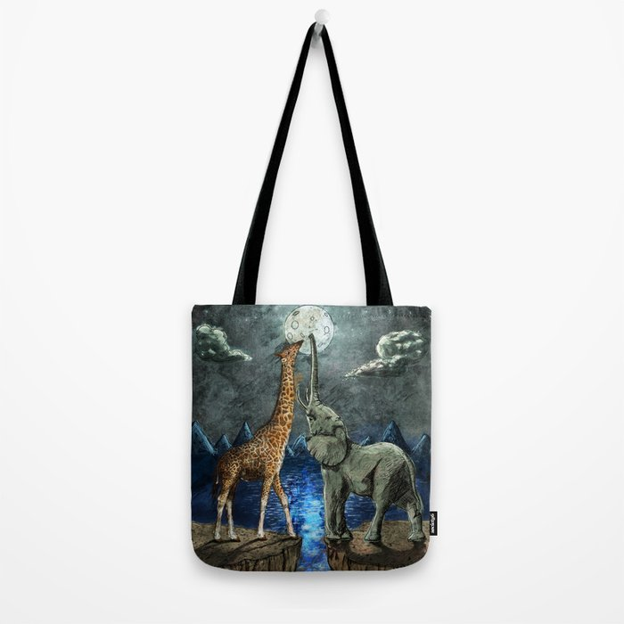 The Magical Forces of the Moon Tote Bag