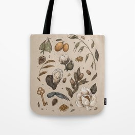 Georgia Nature Walks Tote Bag