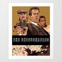 The Untouchables Art Print