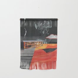 Dusk in the Flats Wall Hanging